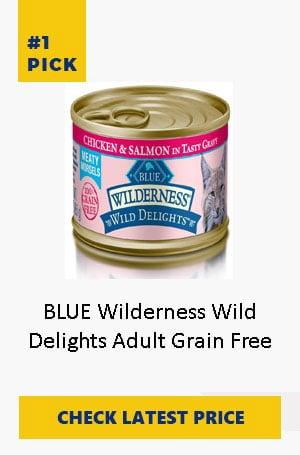 BLUE Wilderness Wild Delights Adult Grain Free