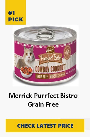 Merrick Purrfect Bistro Grain Free