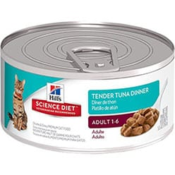 Hill's Science Diet Adult Wet Cat Food