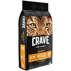 CRAVE Grain Free Dry Cat Food