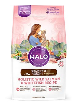 Halo Grain-Free Natural Dry Cat Food