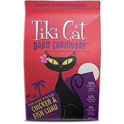 Tiki Cat Born Carnivore Grain
