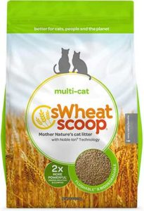 sWheat Scoop Multi-Cat Litter